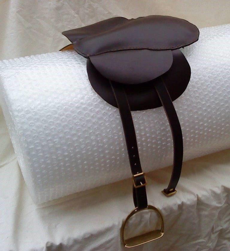 removeable saddle